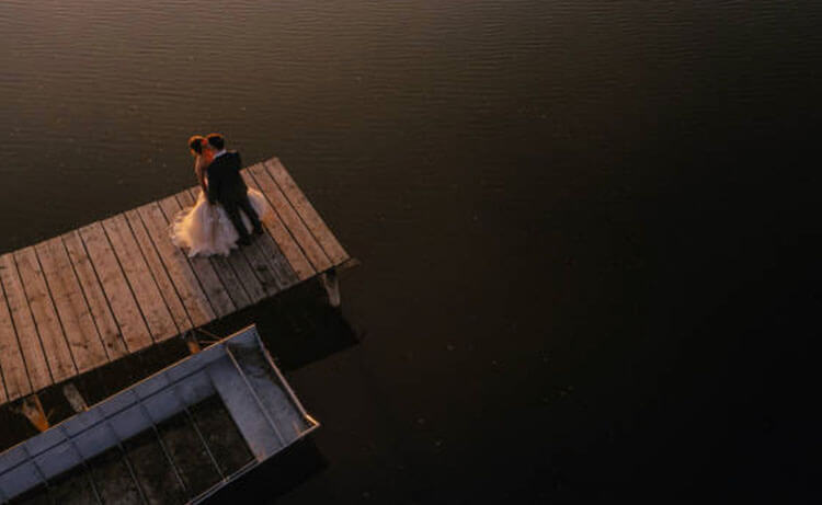 Drone Wedding Photography Events