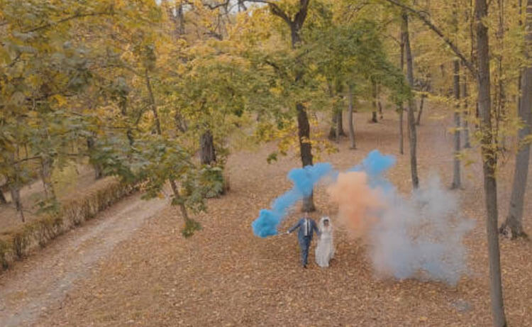 Wedding Event Drone Photography