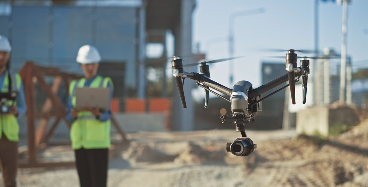 Construction Aerial Videography
