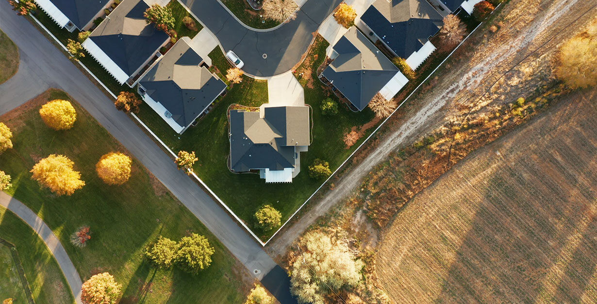 Aerial Residential Videography